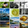 Exhibit - photos showcase, curated by SlickPic Editors icon