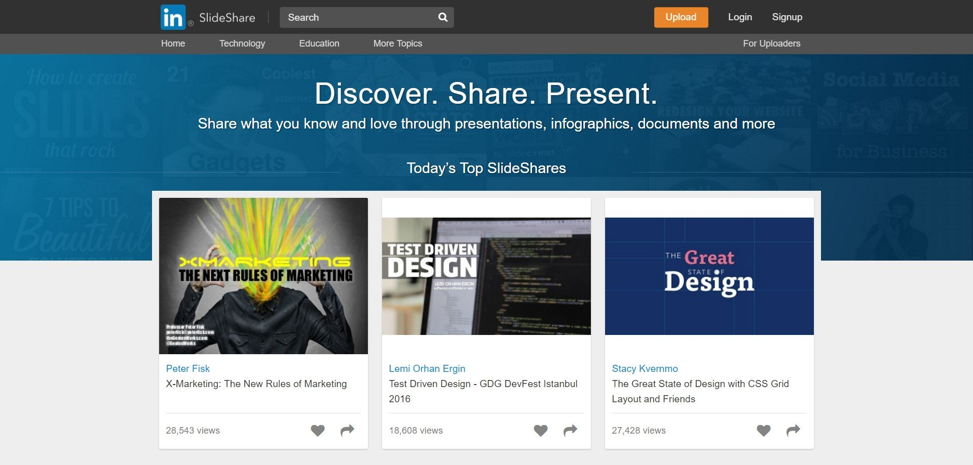 Slideshare Review