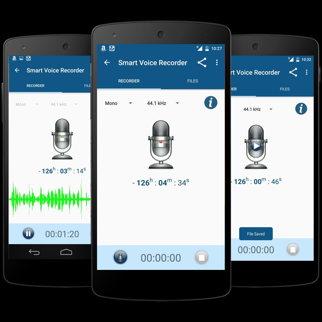 Smart Voice Recorder PRO Alternatives and Similar Apps
