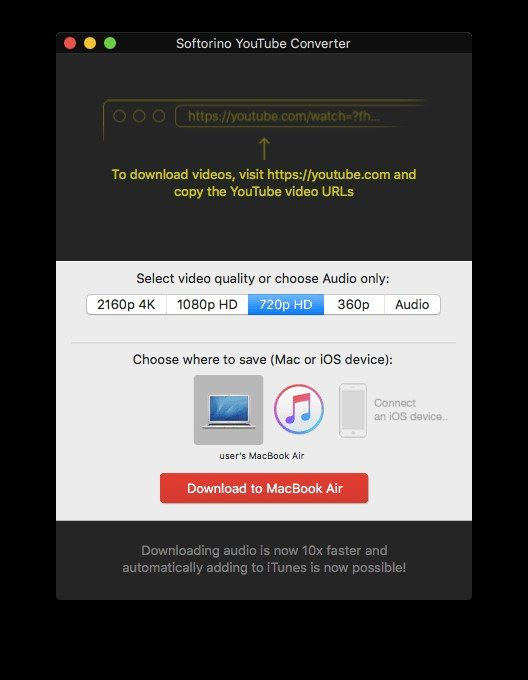 how to download youtube videos on mac 2019