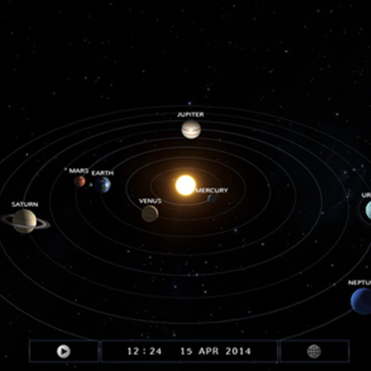 Solar System Scope Alternatives and Similar Software ...
