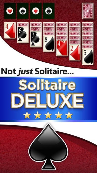 mobile deluxe solitaire