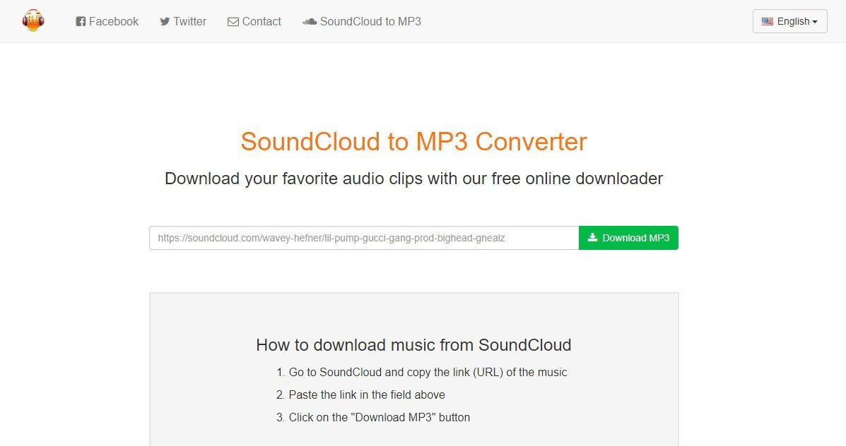 Soundcloud mp3 alternatives and similar websites and apps.