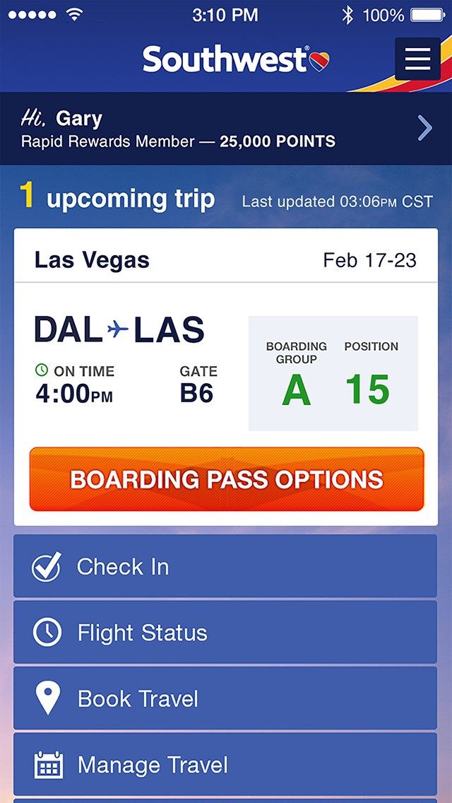 Southwest Airlines Alternatives And Similar Apps And