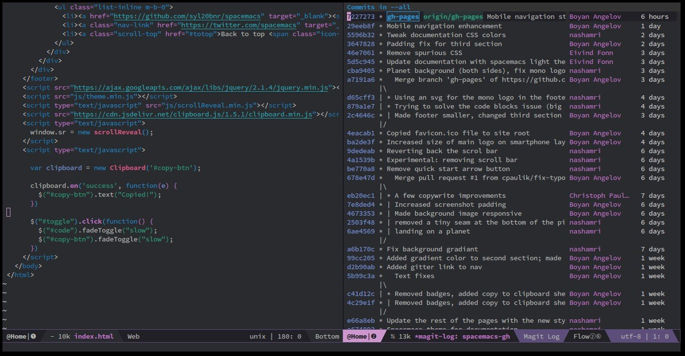 Spacemacs Alternatives and Similar Software - AlternativeTo net
