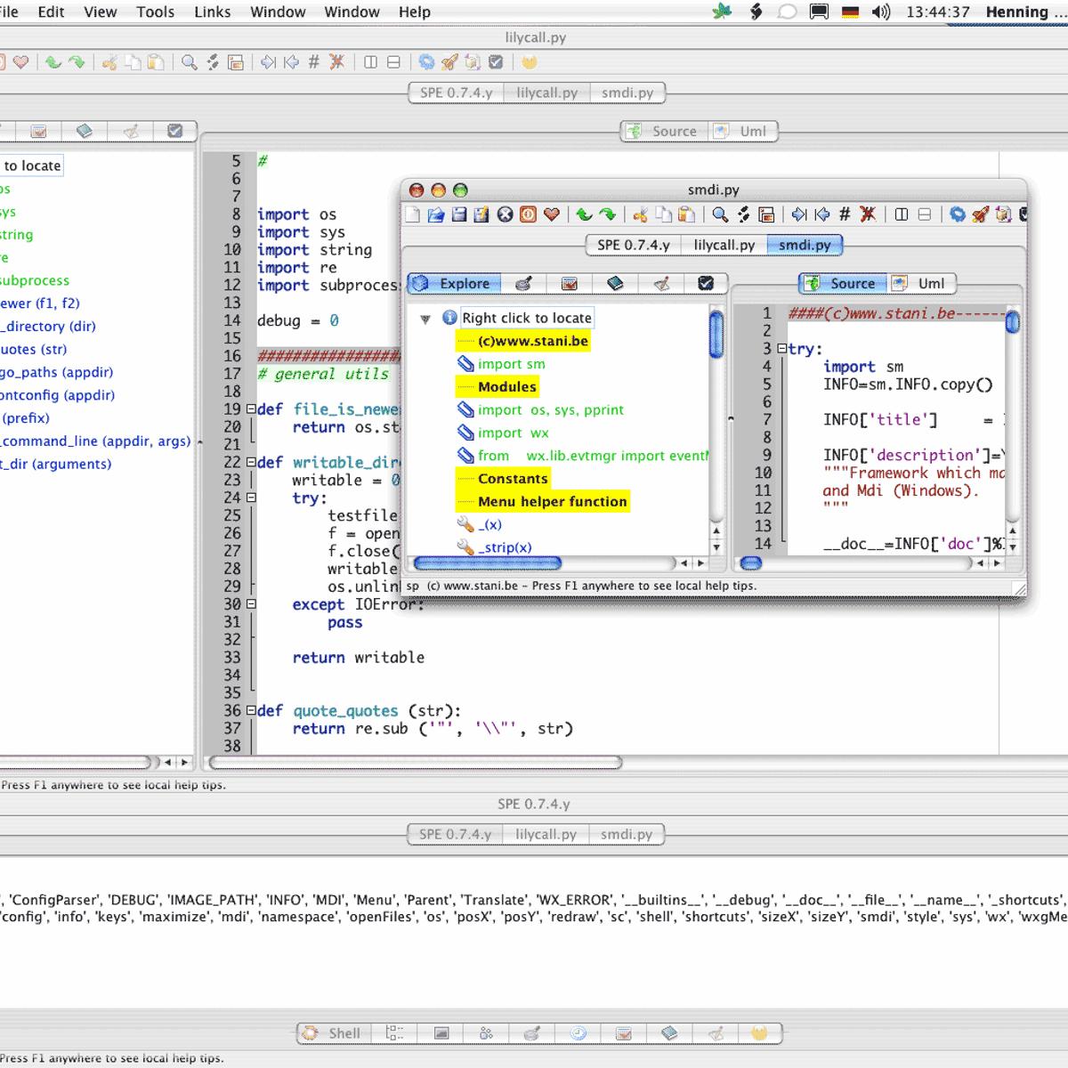 Stani 39 S Python Editor Alternatives And Similar Software