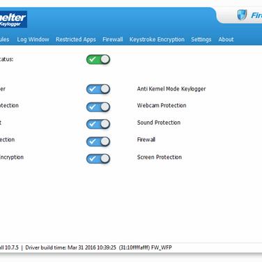 SpyShelter Free Anti-Keylogger Alternatives and Similar