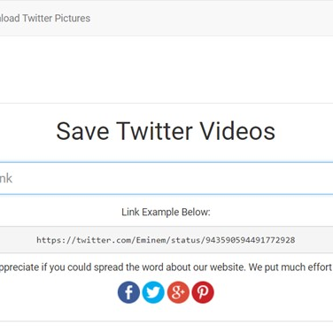 Save Twitter Videos Alternatives And Similar Websites And Apps Alternativeto Net