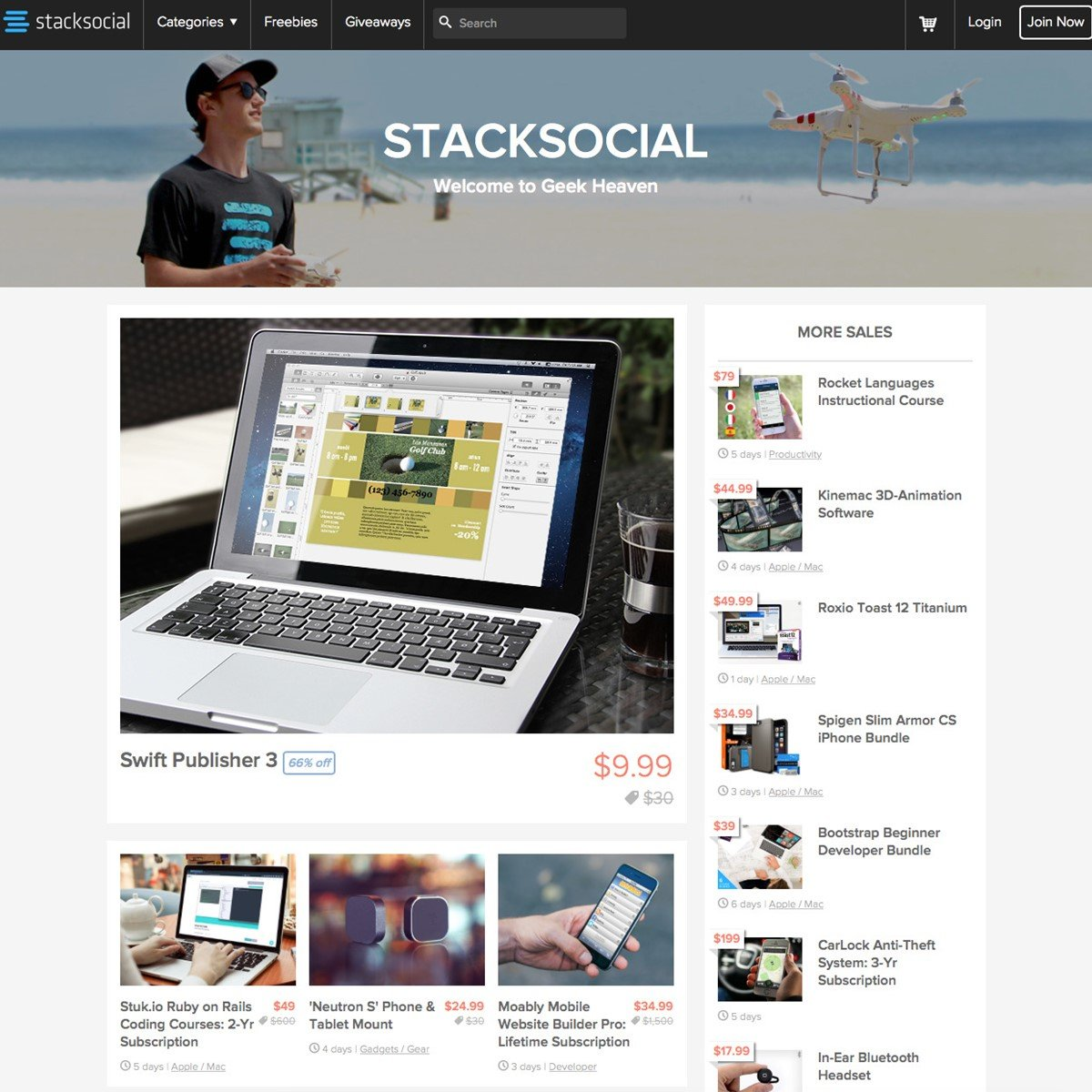 StackSocial Reviews - AlternativeTo net
