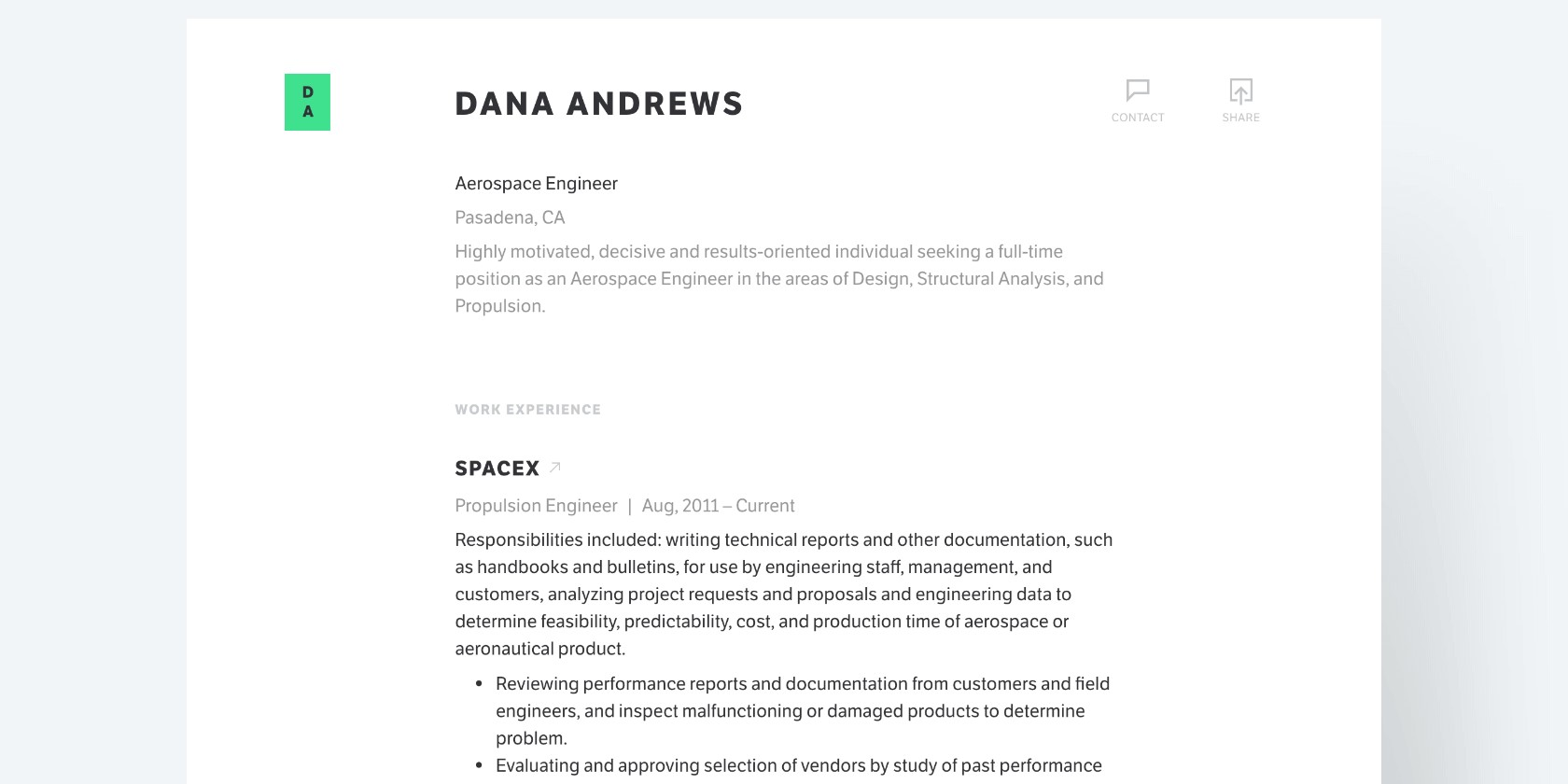 Standard Resume Alternatives And Similar Websites And Apps