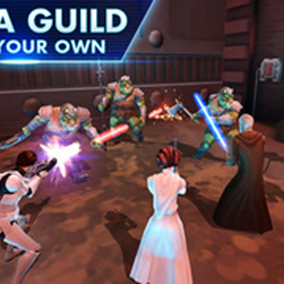 Star Wars™: Galaxy of Heroes Alternatives and Similar Games