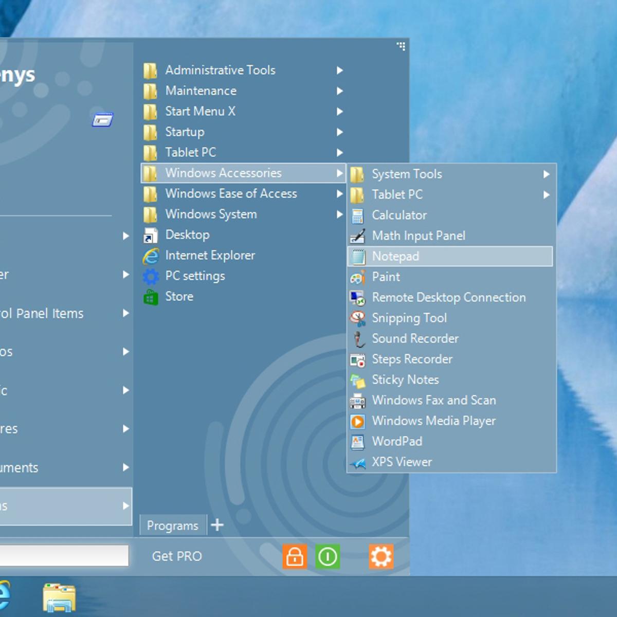 Start Menu X Alternatives and Similar Software