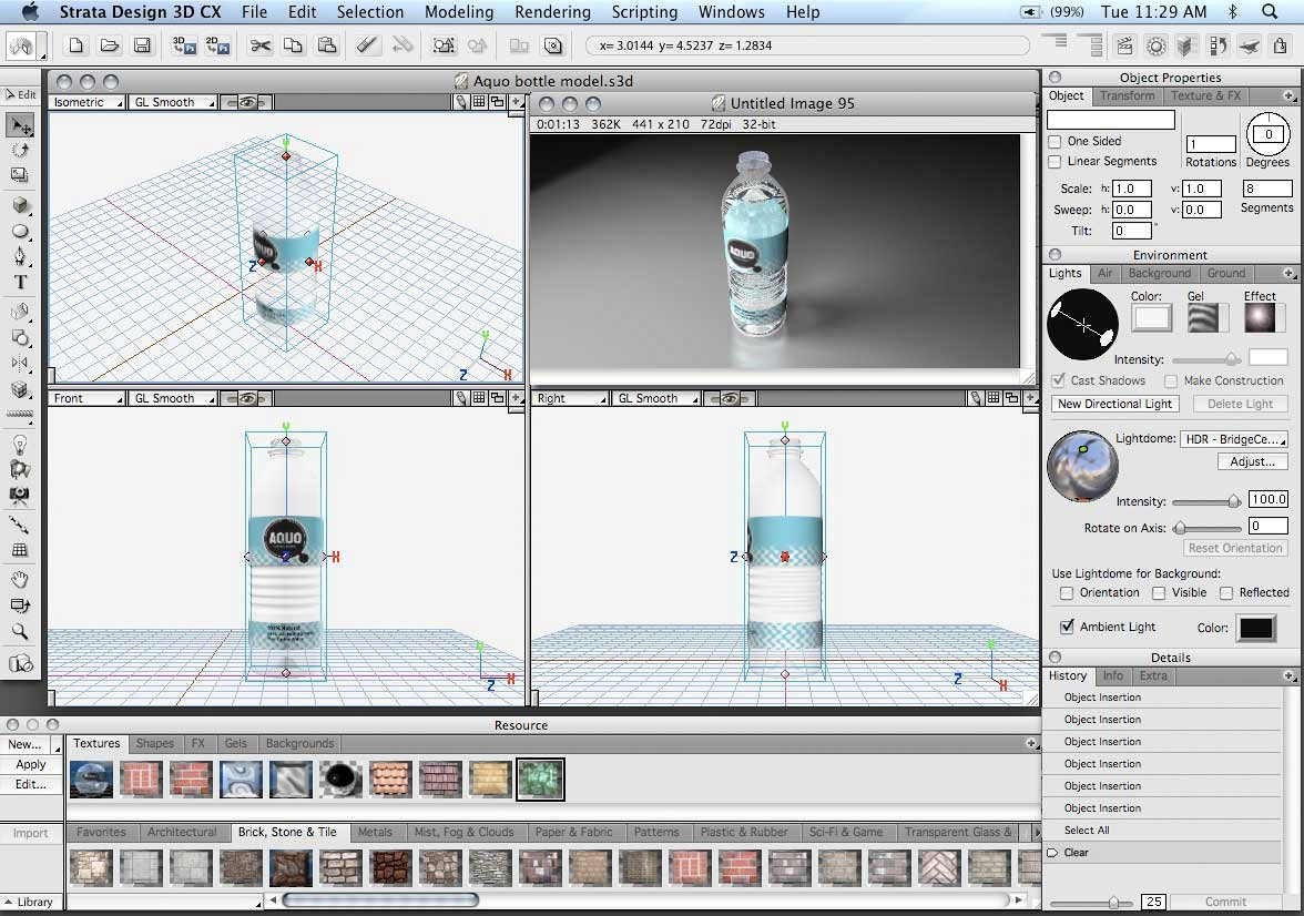 strata design 3d cx alternatives and similar software