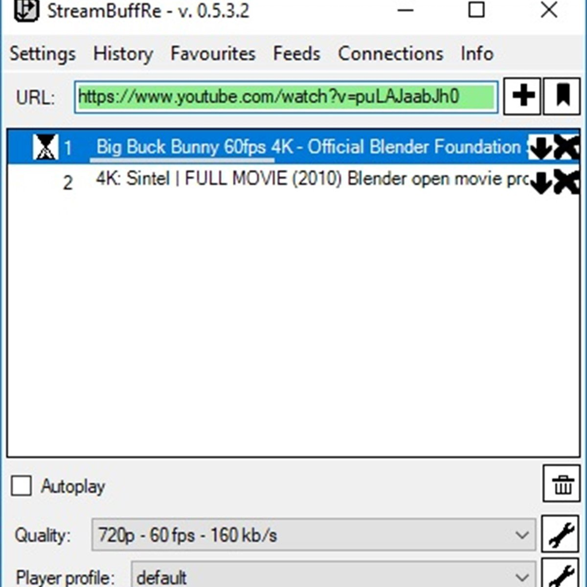 StreamBuffRe Alternatives and Similar Software