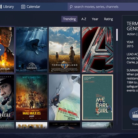 Discover - most popular movies