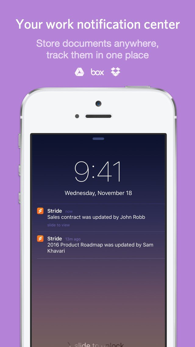 Stride: Benefits for Less - App Annie