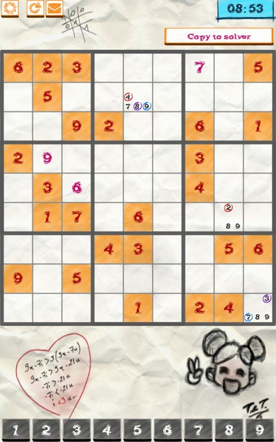 sudoku solver generator alternatives and similar games