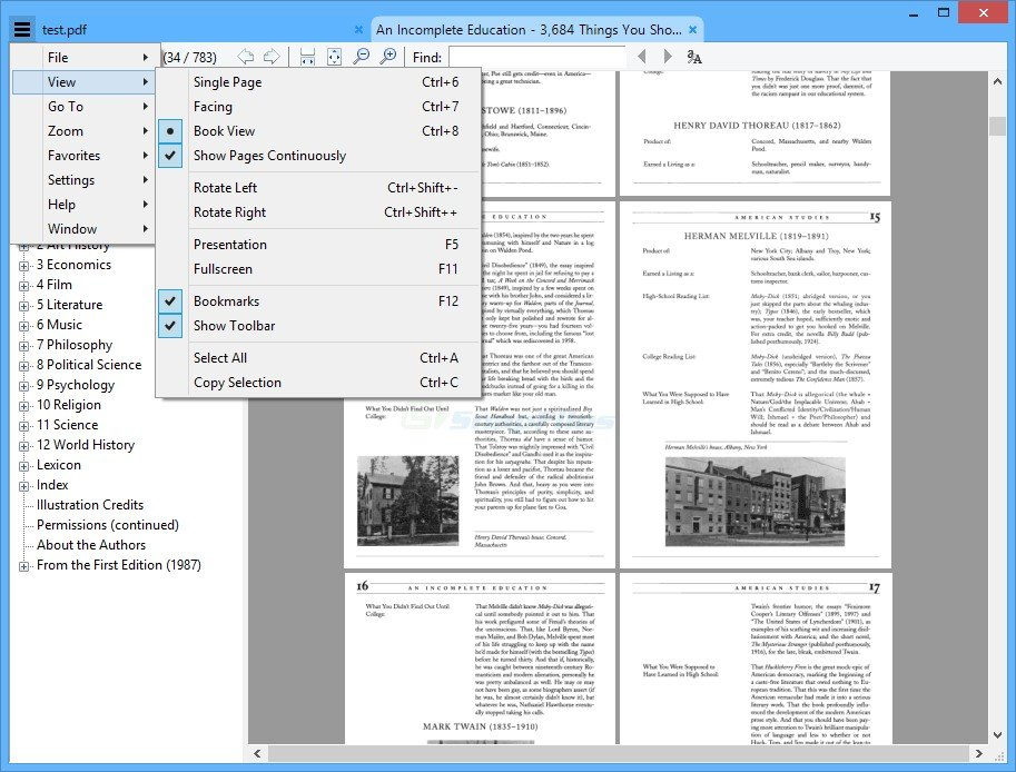 Sumatra PDF Alternatives and Similar Software