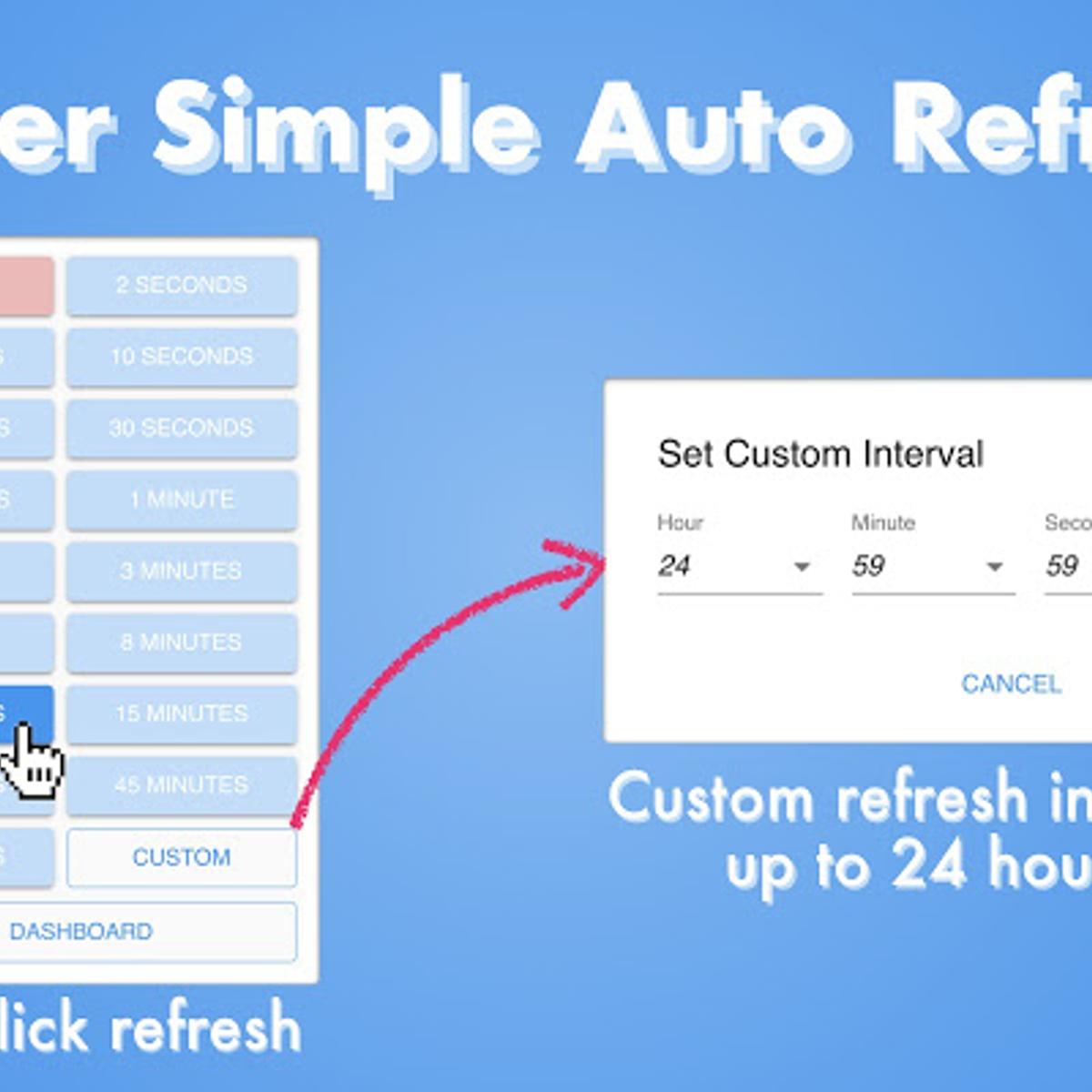 Super Simple Auto Refresh Alternatives And Similar Software Alternativeto Net
