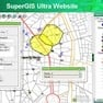 SuperGIS Server provides enterprise GIS online services