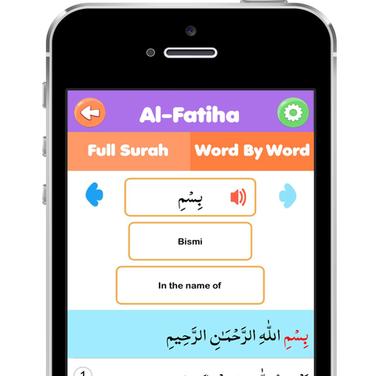 Surah Al-fatiha Mp3 & More Surahs Alternatives and Similar Apps
