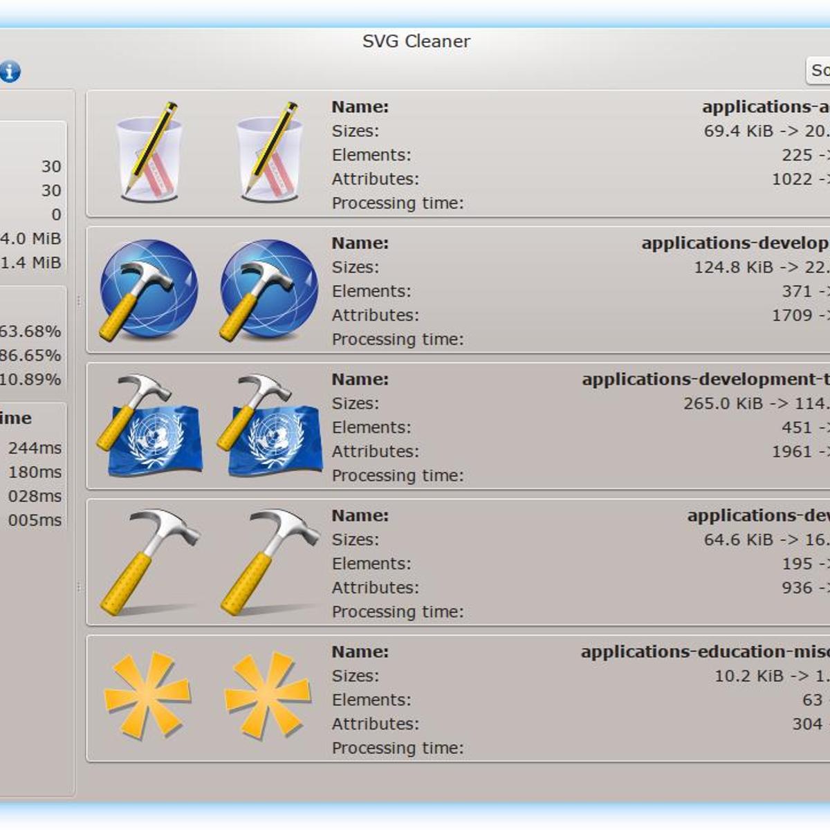Svg Cleaner Alternatives And Similar Software