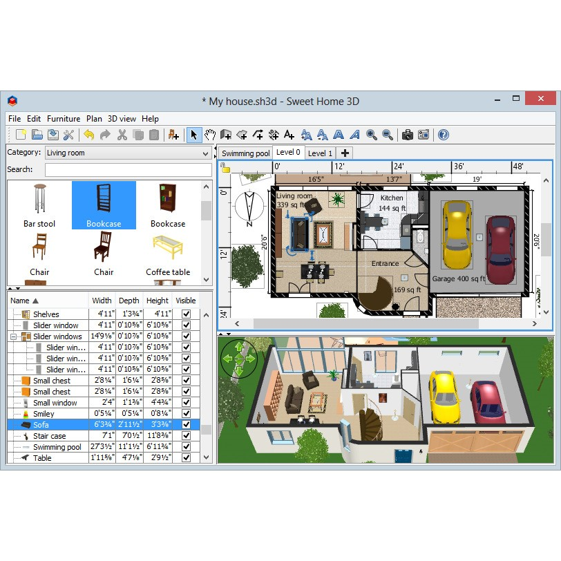 Jeux Home Design 3d Gratuit: Its Possible To Update The Information On Sweet Home D Or