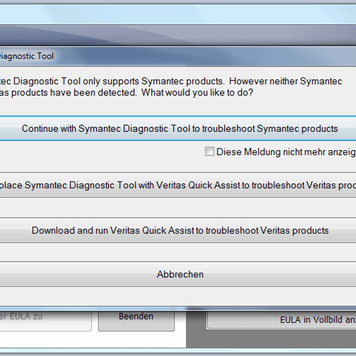 Symantec Diagnostic Tool Alternatives and Similar Software