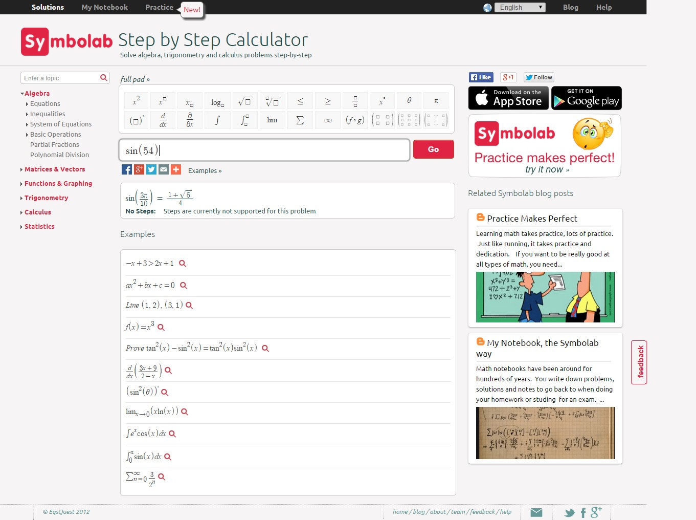 symbolab math solver alternatives and similar software it s possible to update the information on symbolab math solver or report it as discontinued duplicated or spam