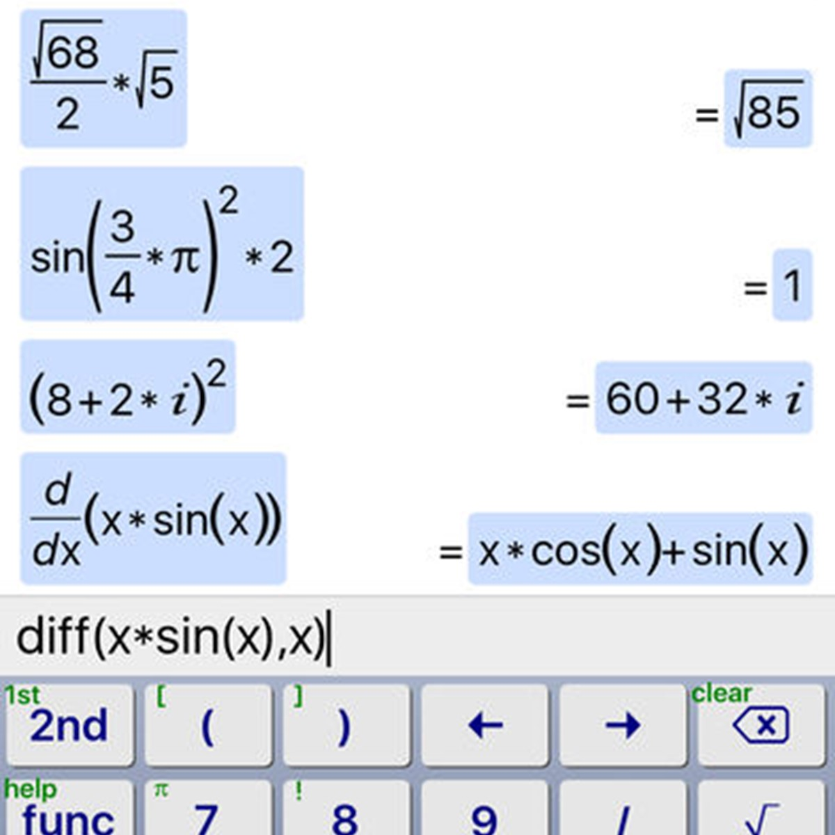 Symcalc Symbolic Calculator Alternatives And Similar Apps