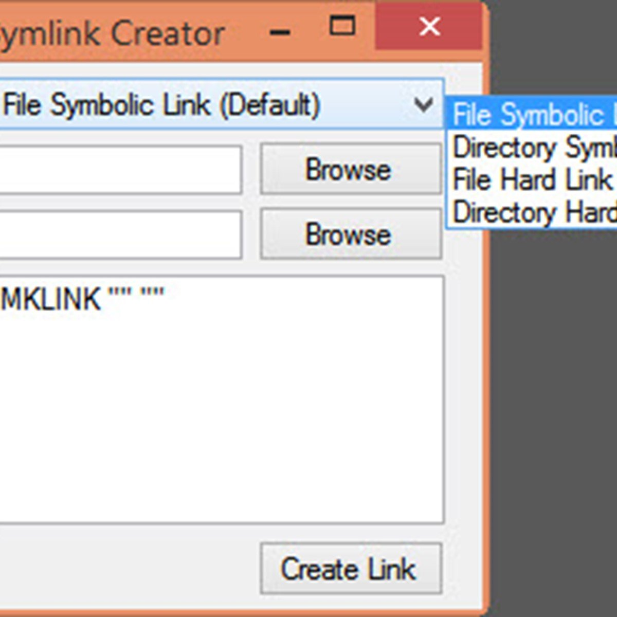 Symlink android
