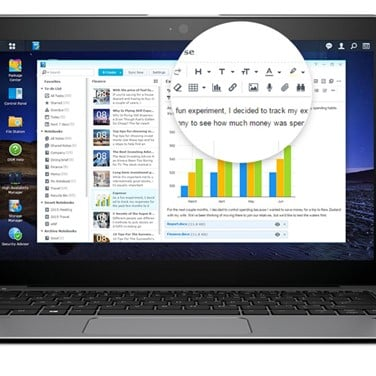 Synology Note Station Alternatives and Similar Software