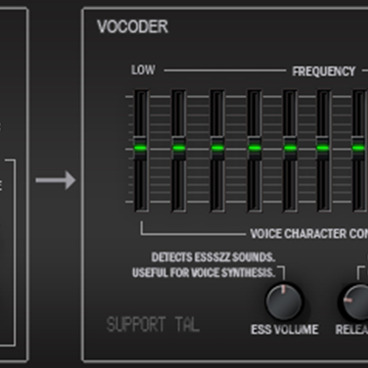 Tal Vocoder Alternatives And Similar Software Alternativeto Net