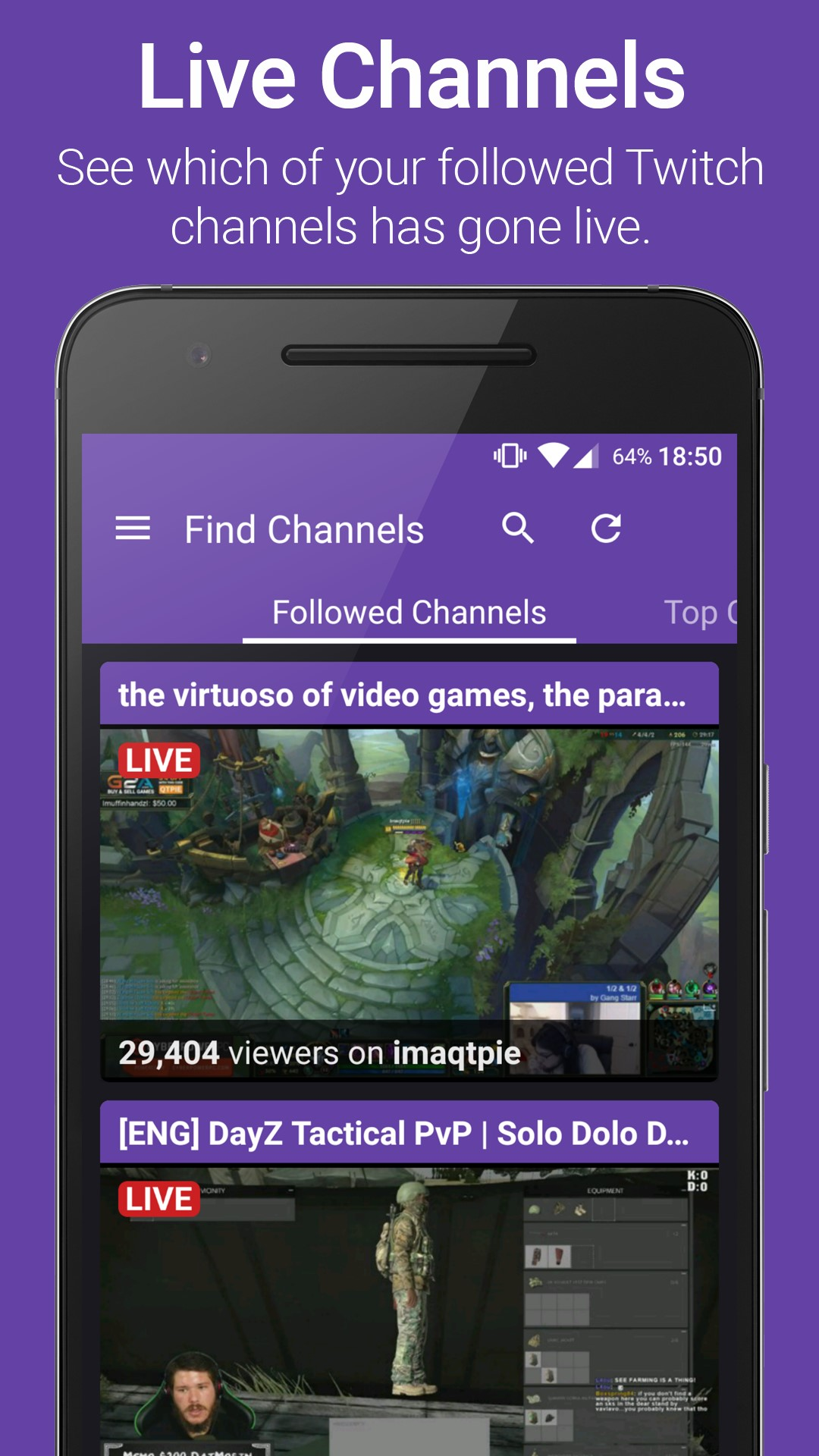 TChat for Twitch Alternatives and Similar Apps