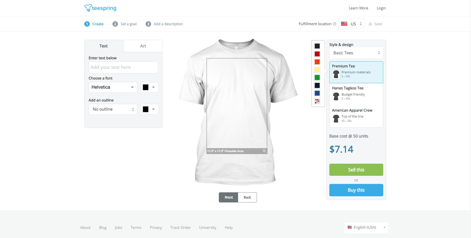 Design your own t-shirt label - Create Your Own Designs