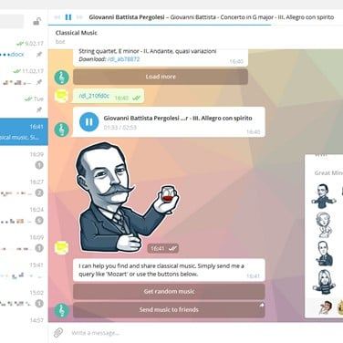 Telegram Alternatives and Similar Software - AlternativeTo net