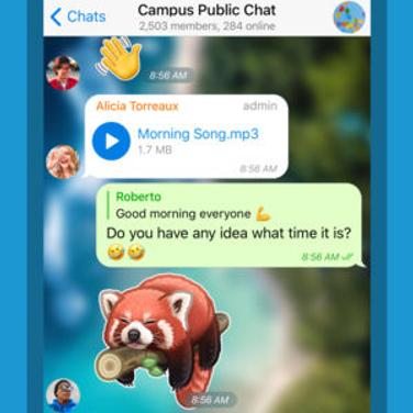 Telegram Alternatives and Similar Software - AlternativeTo net
