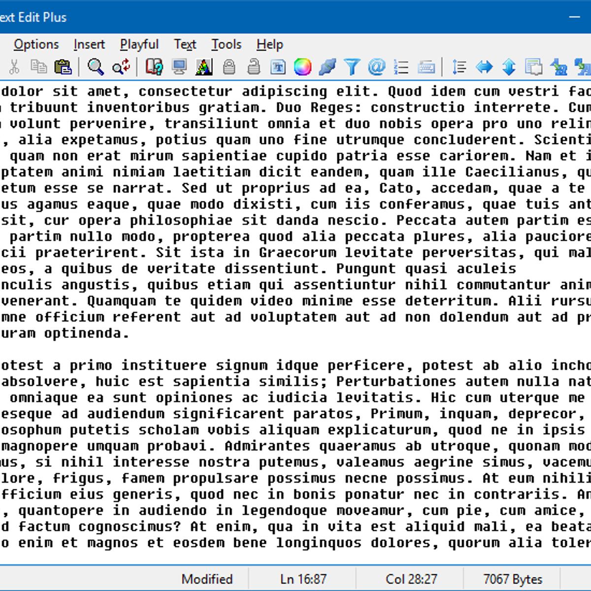 Text Edit Plus Alternatives and Similar Software