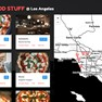 Location page. Used to browse the best pizza restaurants in a city. icon