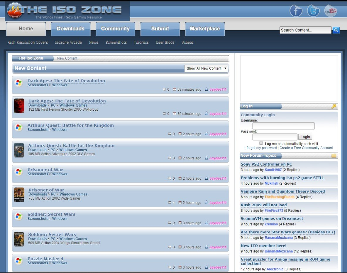 The Iso Zone Alternatives and Similar Websites and Apps