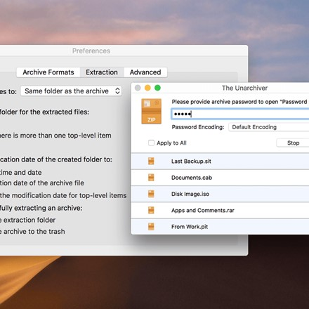 The Unarchiver Reviews, Features, and Download links - AlternativeTo