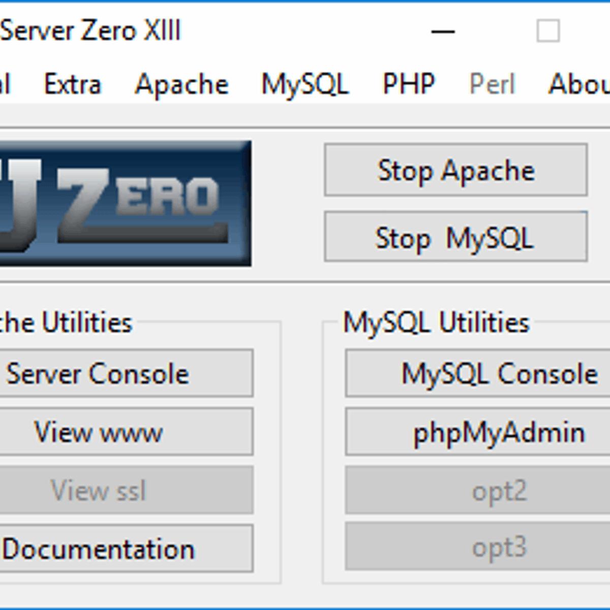 The Uniform Server Alternatives for Mac - AlternativeTo net