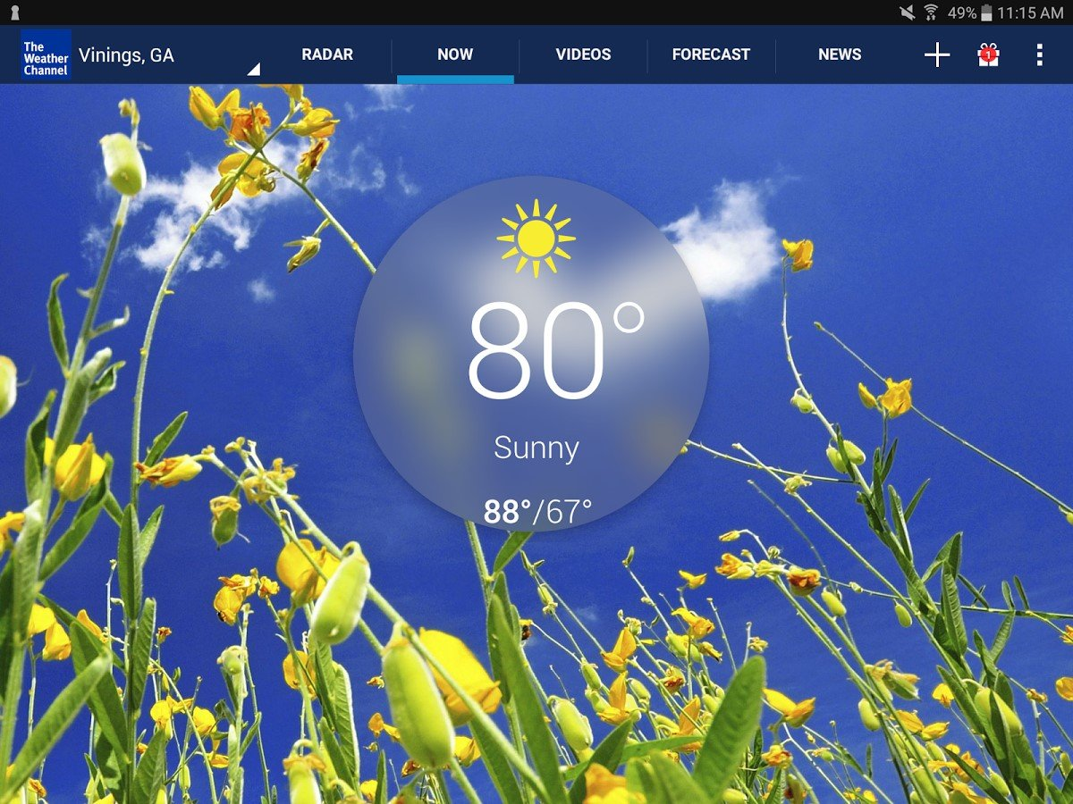 The Weather Channel Alternatives and Similar Software