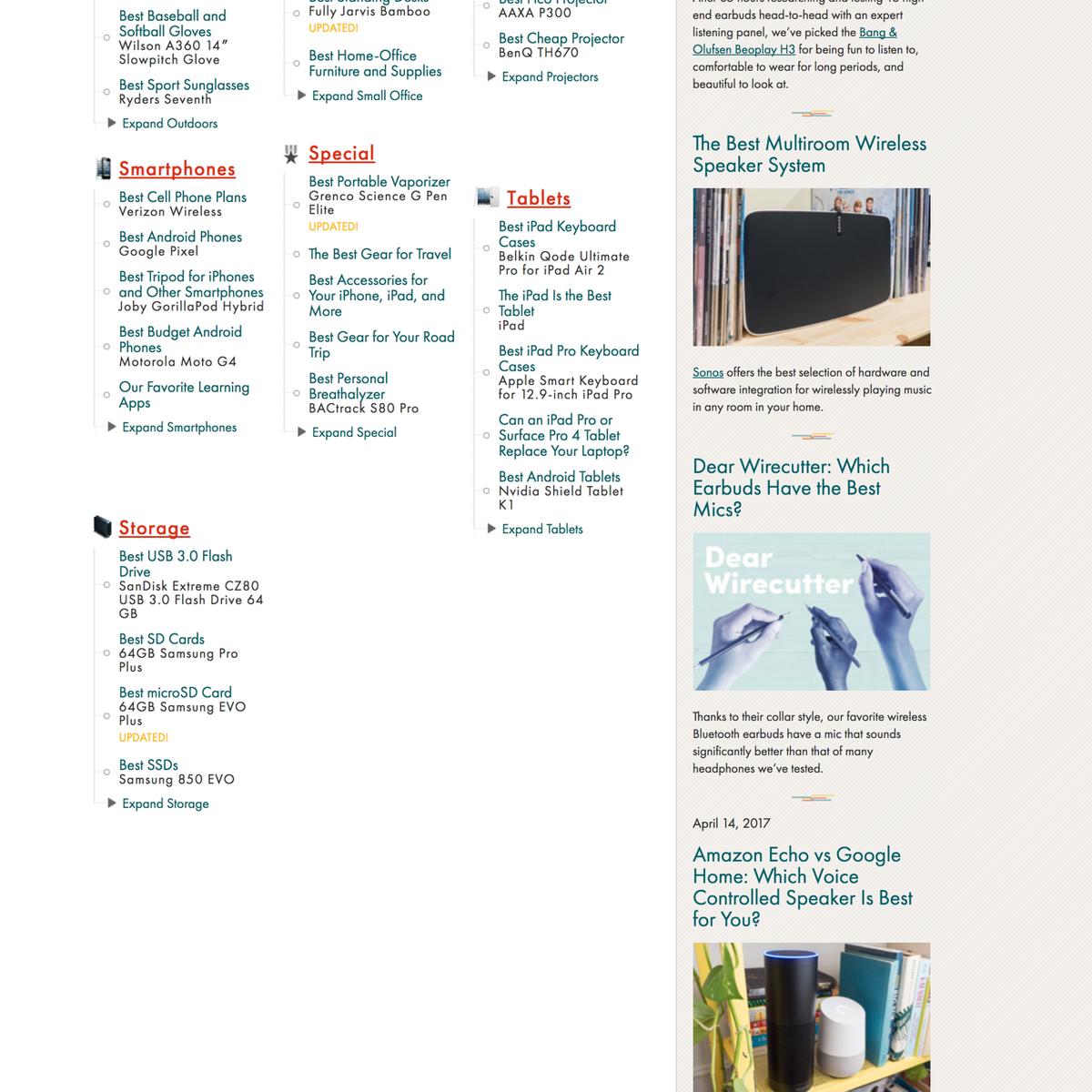 The Wirecutter Alternatives And Similar Websites S Alternativeto