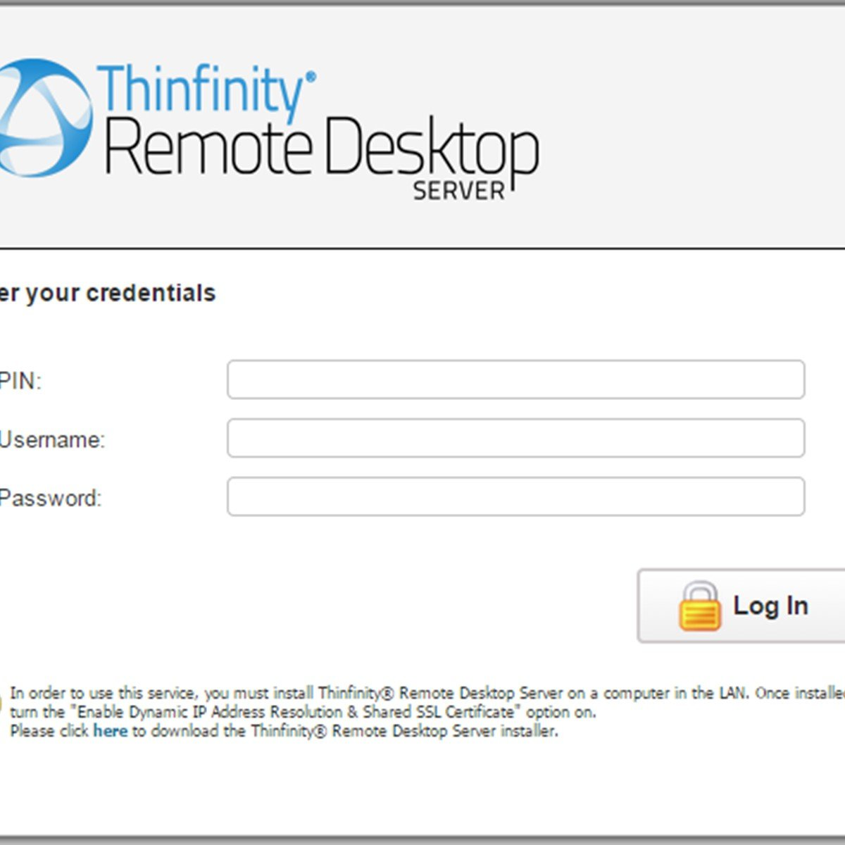 Thinfinity Remote Desktop Server Alternatives And Similar Software