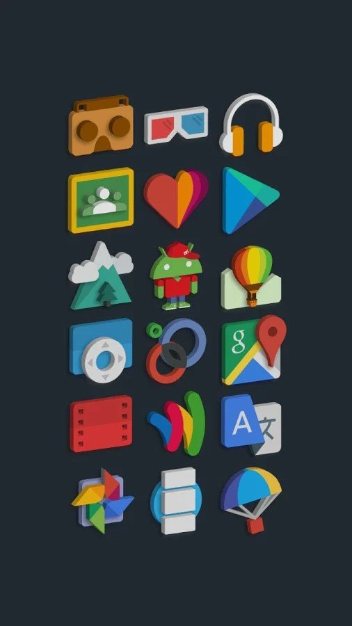 Tigad Pro Icon Pack Alternatives and Similar Apps