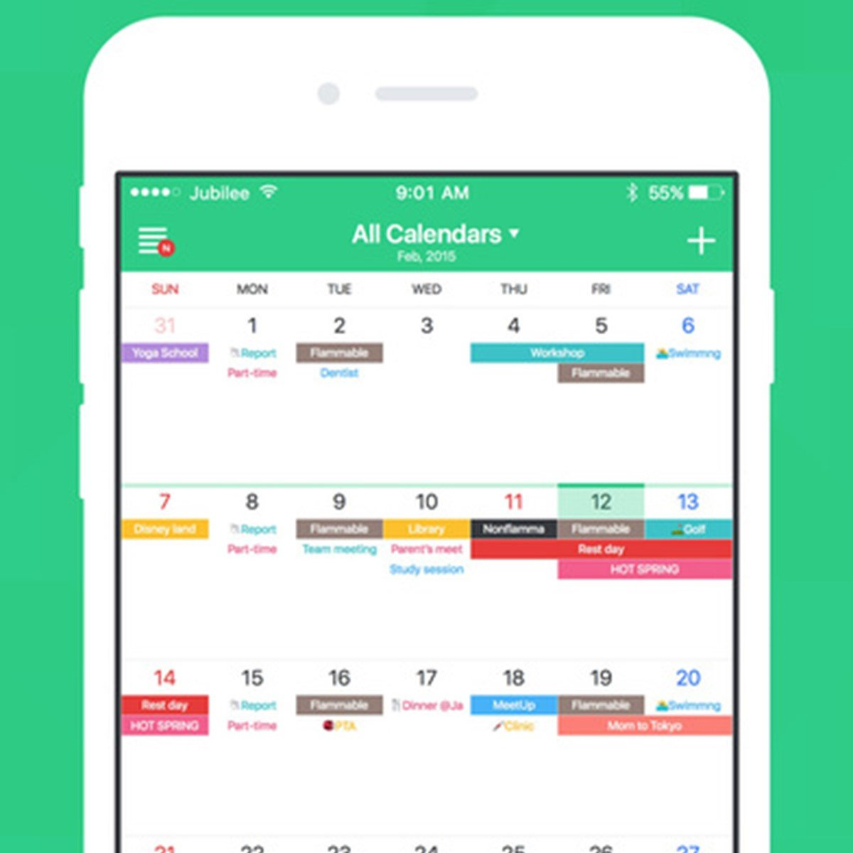 how do i share my iphone calendar timetree calendar for alternatives and similar 19724