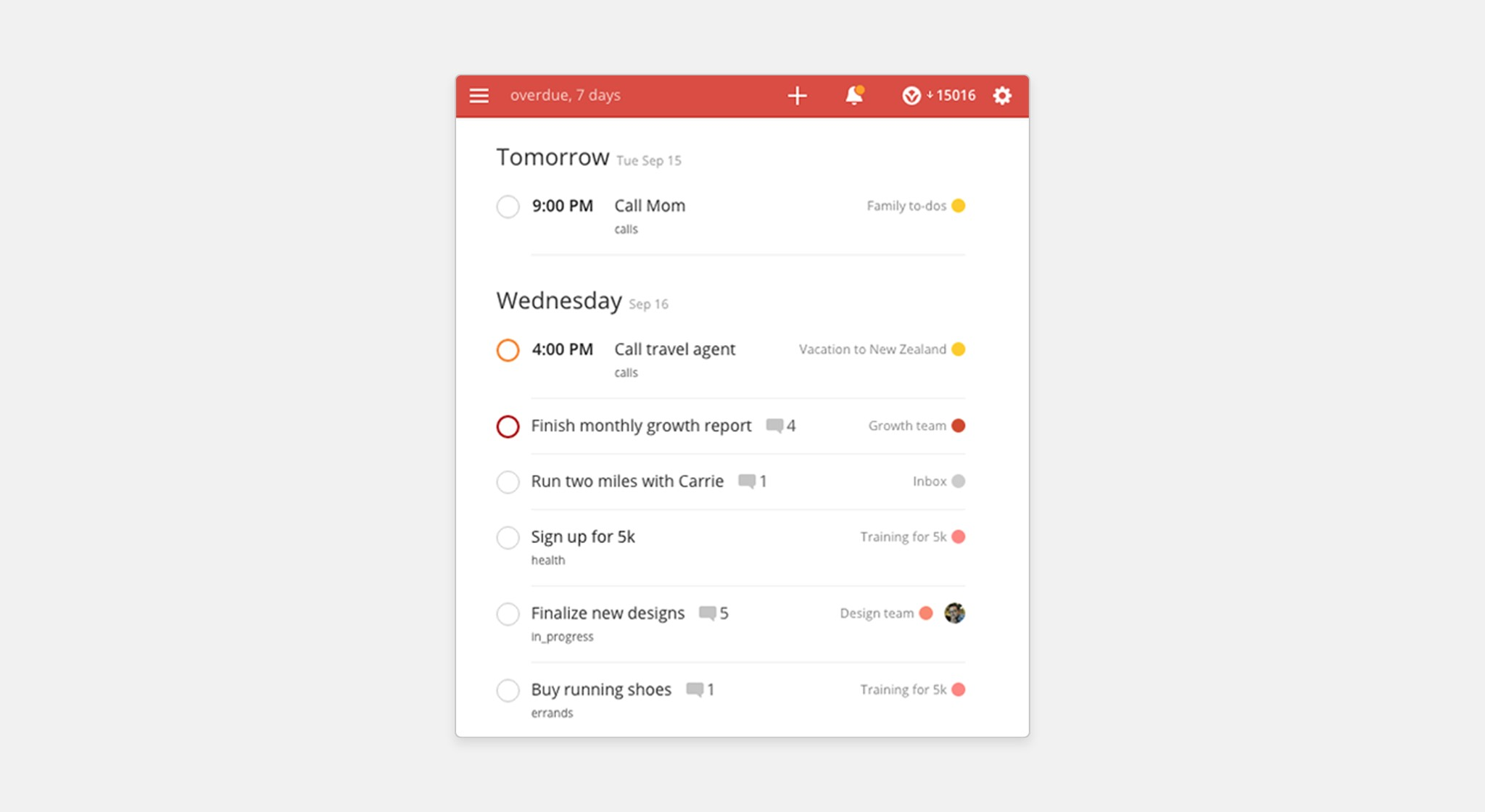 Todoist Reviews, Features, and Download links - AlternativeTo