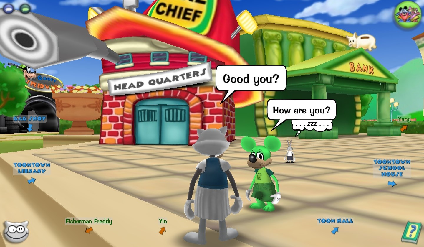 Toontown Fellowship Alternatives And Similar Games Alternativetonet