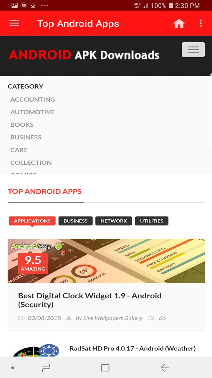 Free Web / Cloud Aptoide Alternatives tagged with Android Apps